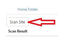 Antivirus - Scan Site